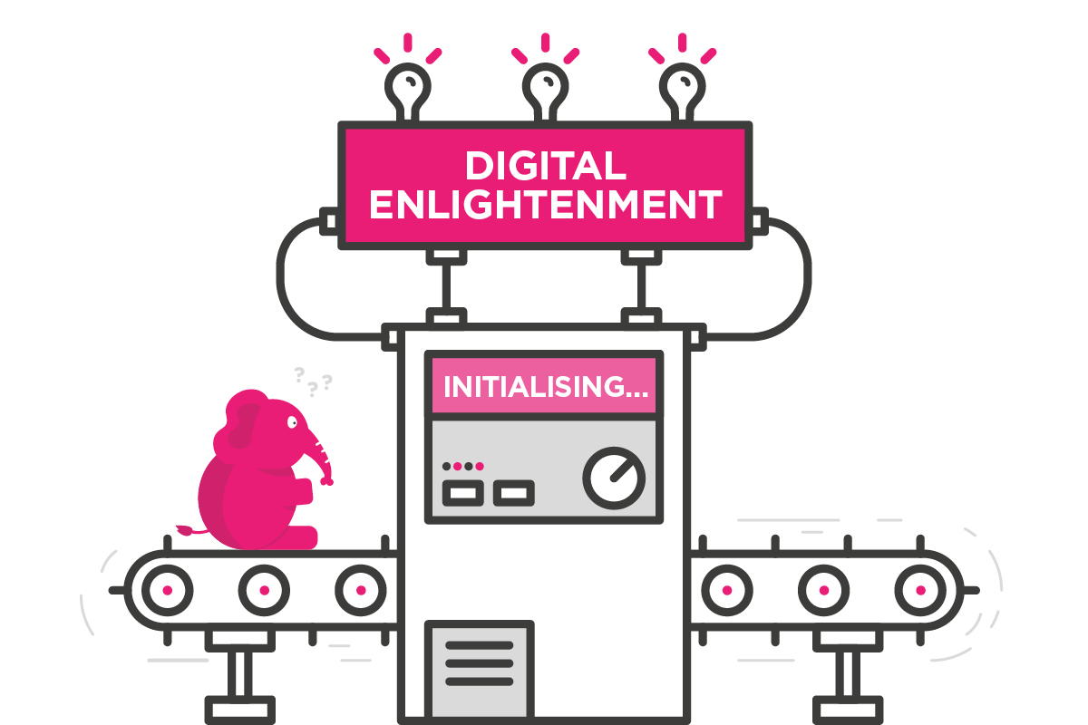 Digital enlightenment